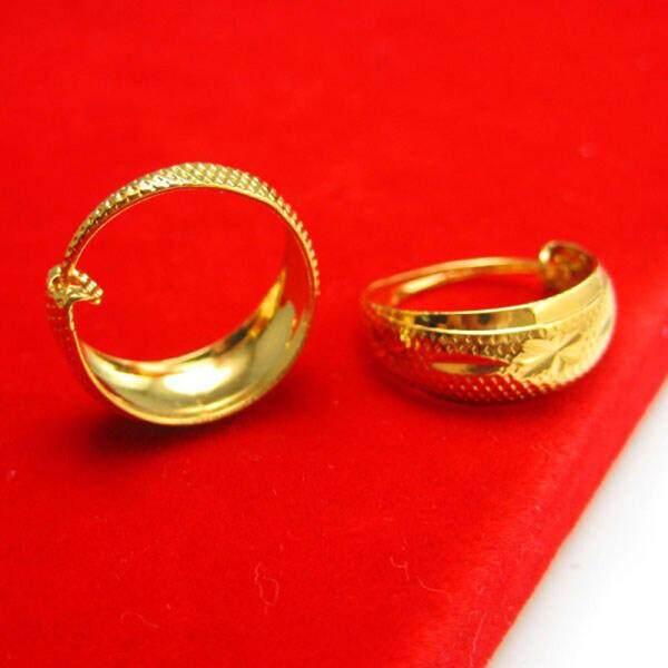 Ribuan Film Perhiasan Emas Anting-Anting Model Wanita Berlapis Emas Telinga Tulang Anting Ibu Retro Model Perhiasan Hadiah Upacara ibu Ibu Trumpet 0.11 Palsu Merek Label Harga 480 (Kecil 0.11 Palsu Merek Label Harga 480) -Internasional