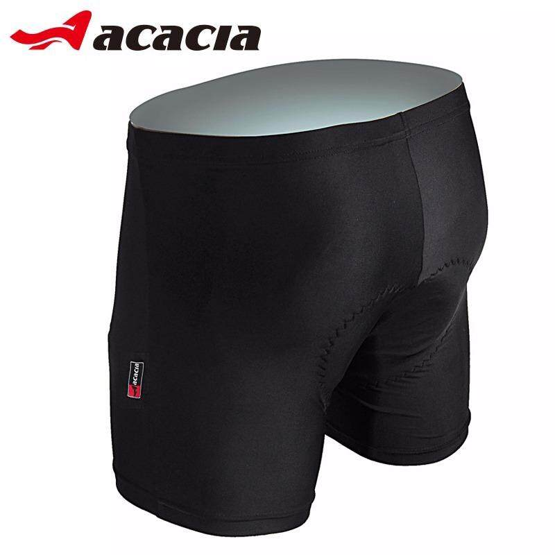 64b95e35638c Acacia High Quality Pad Moto Shorts Bicycle Cycling Underwear Silicon Gel  3D Padded Bike Short Pants