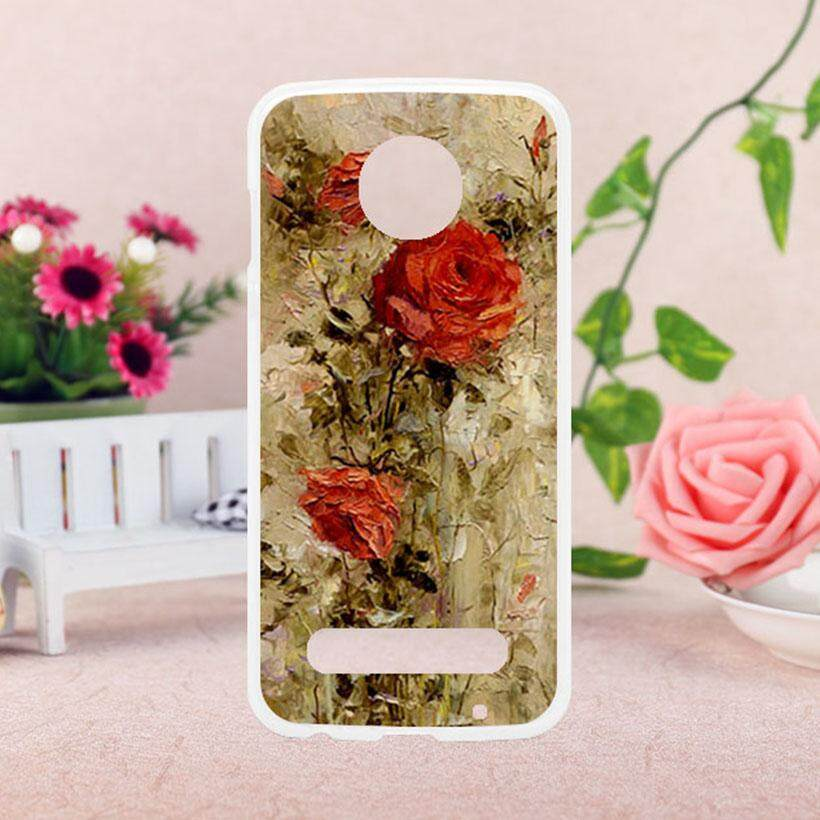 AKABEILA DIY Painted Soft TPU Phone Cases For Motorola Moto Z2 Play XT1710-01 XT1710-07 XT1710-10 XT1710-08 Motorola Z Play (2nd Gen) 5.5 inch Hot image Case Phone Bags Shell Covers Back Soft Silicone Smartphone Case - intl