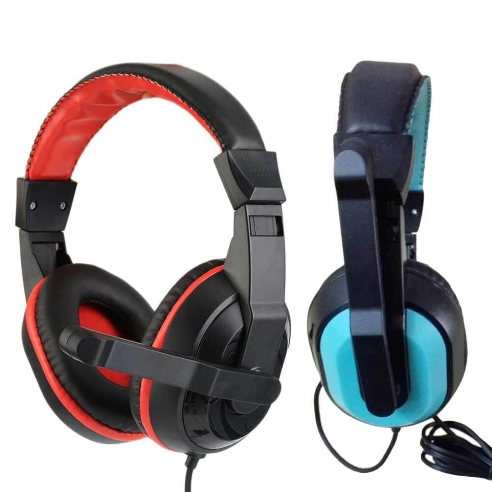Buy Sell Cheapest Chux Universal Stereo Best Quality Product Deals Earphone Remax Rm 501 With Microphone Headset Handsfree Pc Gaming Noise Cancelling Headphones Intl