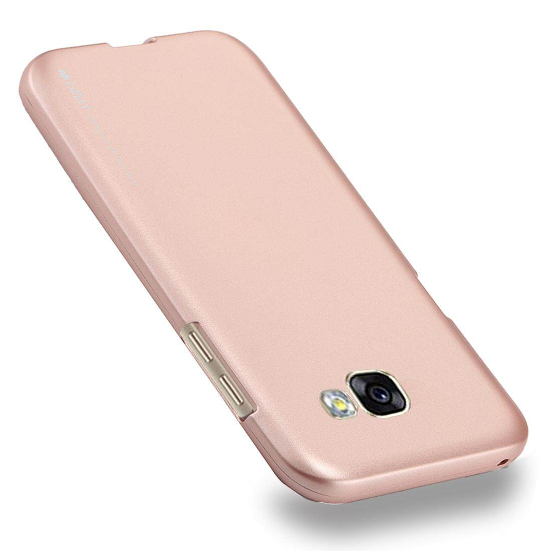 Features Original Mercury Goospery Iphone 7 I Jelly And Ring Iring Pearl Case Black Metal Series For Samsung Galaxy A5 2017 Full Coverage Tpu