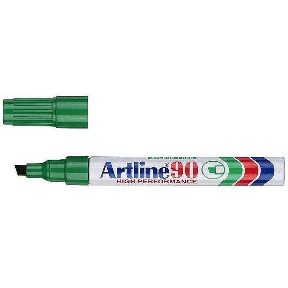 Artline Permanent Marker EK-90 (Green)
