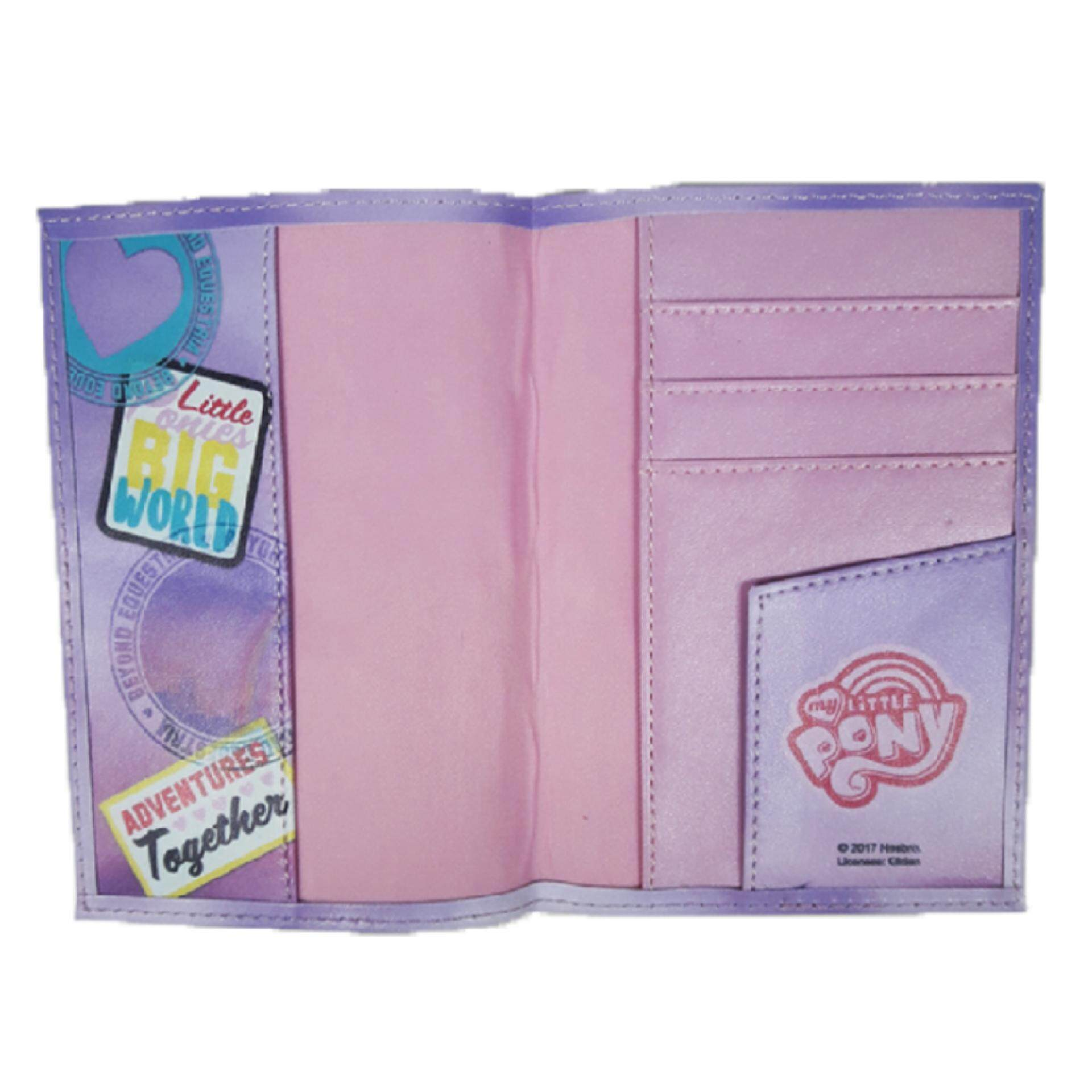 My Little Pony Passport Holder - Purple Colour