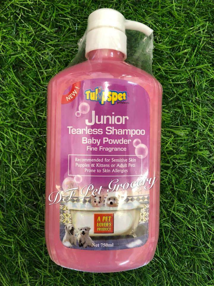 Tulipspet Junior Tearless Shampoo 750ml Cat Shampoo / Dog Shampoo