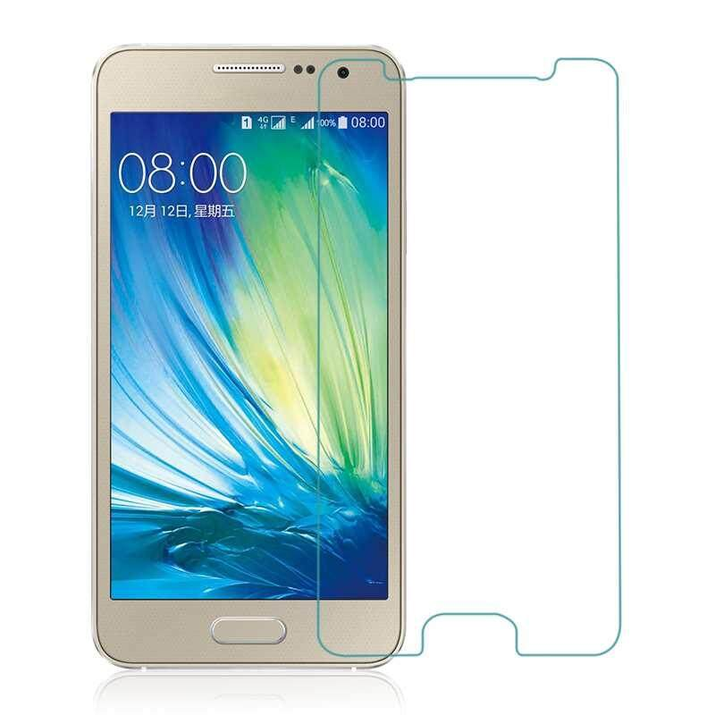 Huyia Real 9H Tempered Glass Film Screen Protector Guard Cover For Samsung A3 A3100