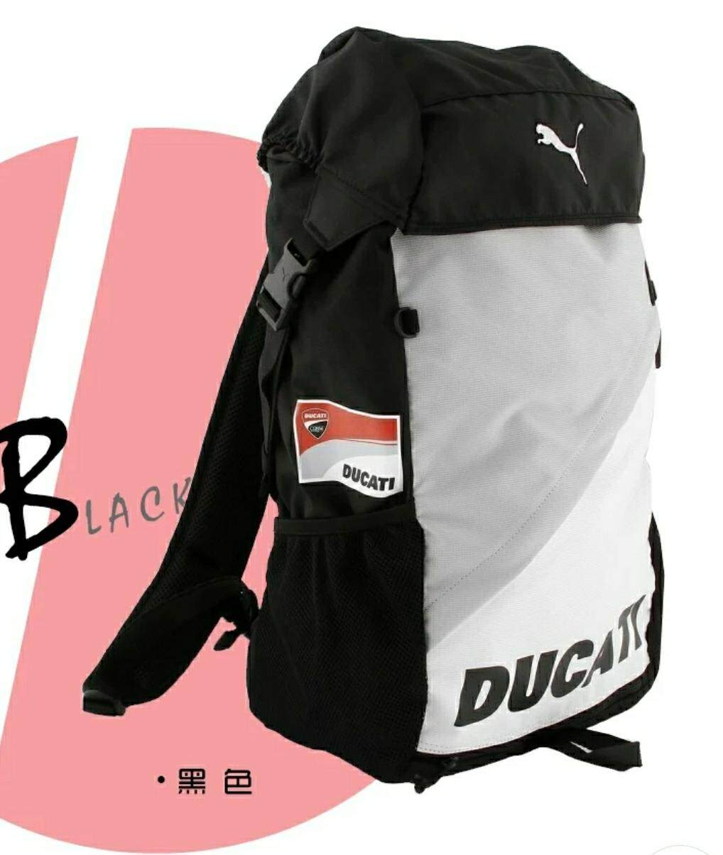 Ducati bag motorcycle riding backpack