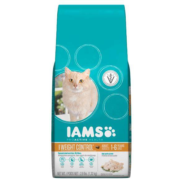 [IAMS] PROACTIVE Health Adult Cat Optimal Weight - 16LBS