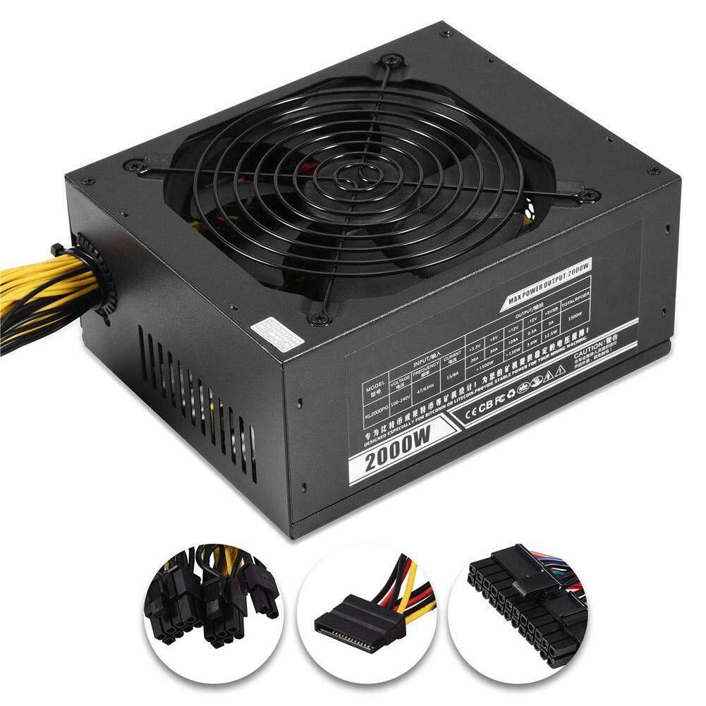 Beli Power Up 500 W Unit Psu Store Marwanto606 Supply Gamemax 450watt Gp 450 80 Plus Bronze 14cm Fan Ybc 2000w Modular Mining For 8 Gpu Eth Rig Ethereum Miner Intl