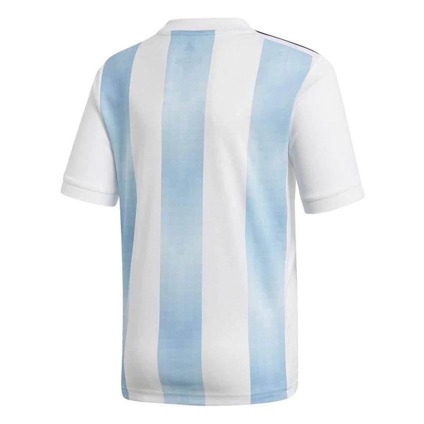 il prezzo dell'adidas argentina a maglia bianco blu
