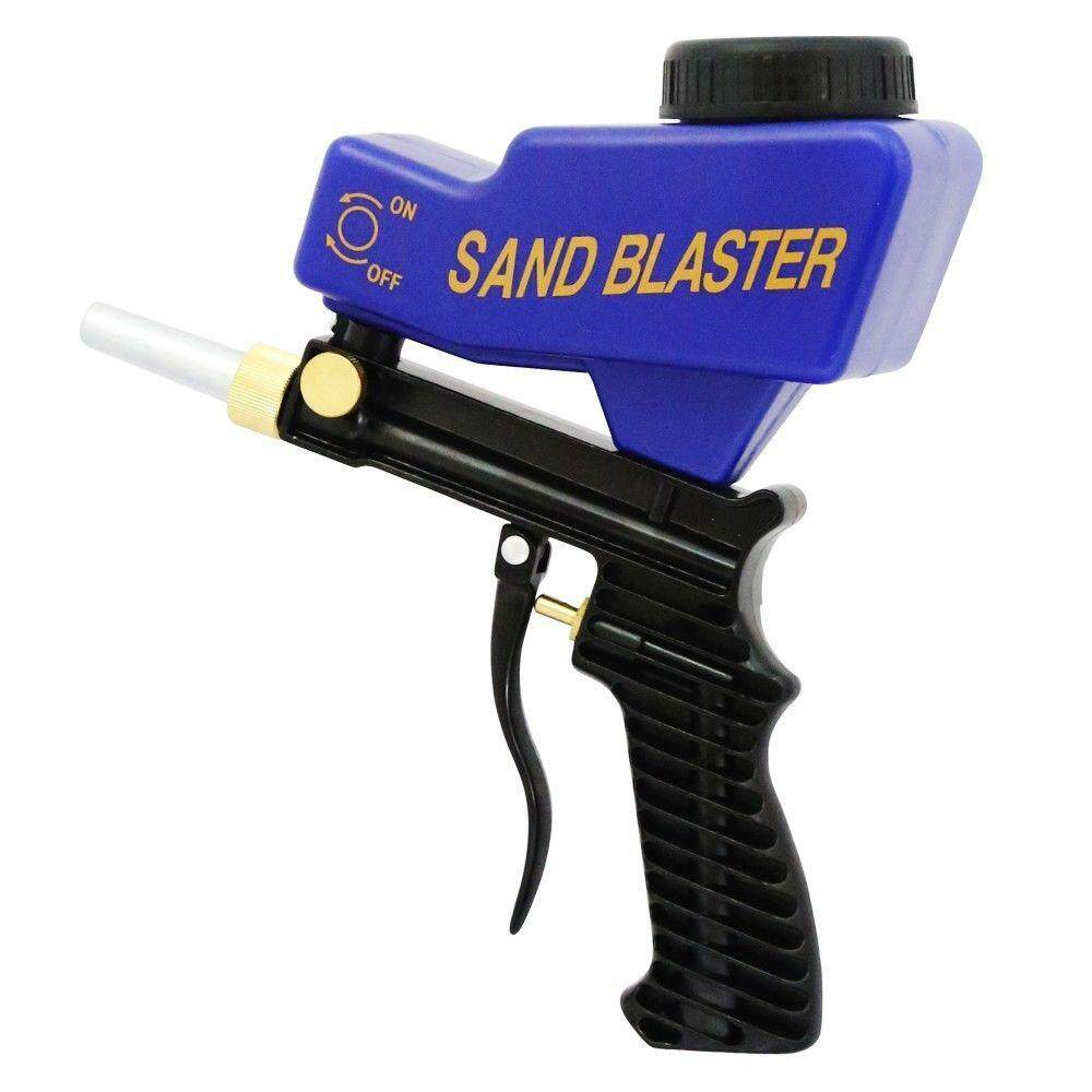 Small Size Easy Using Anti-rust Protection Air Spot Sand Blaster Gravity Type Spray Machine Philippines