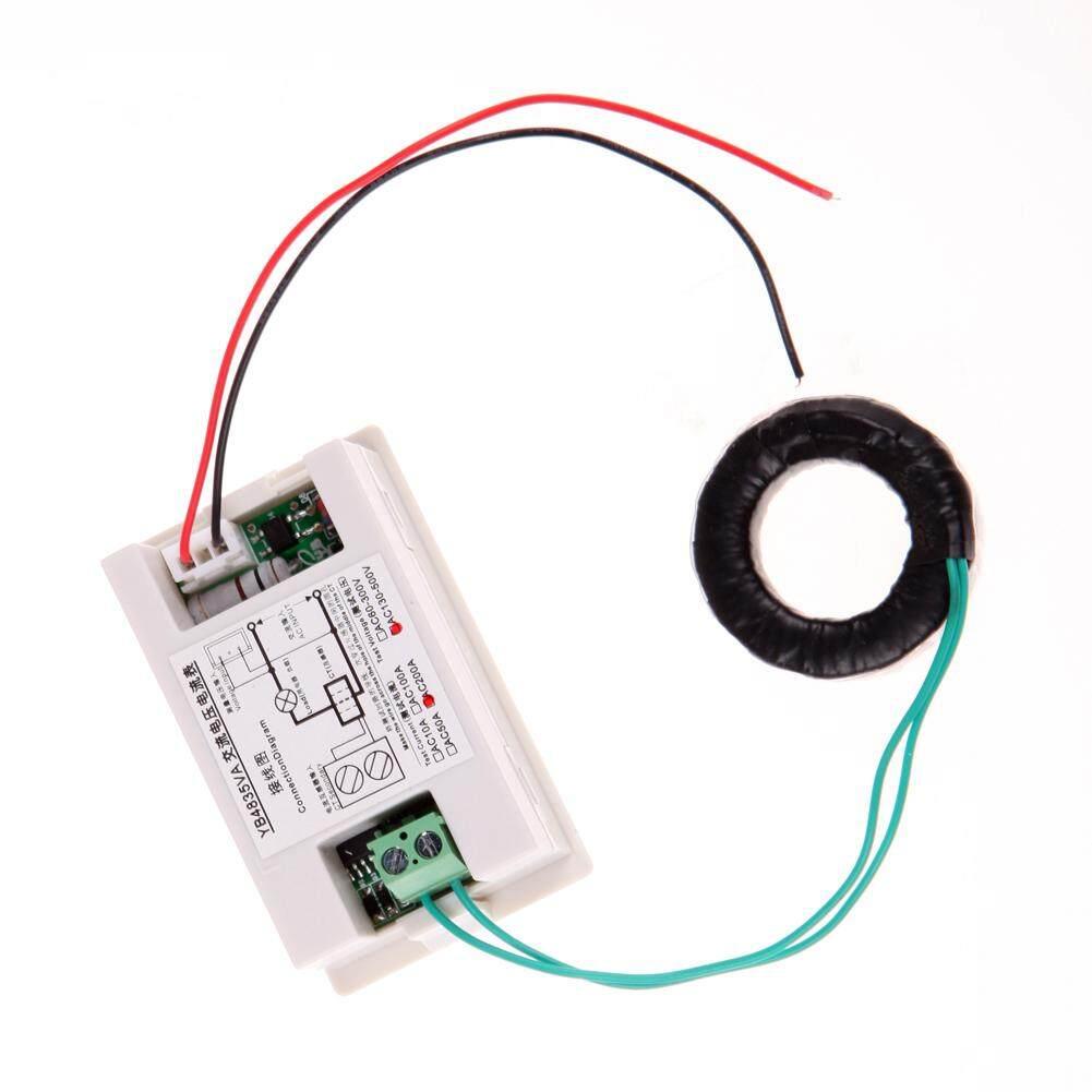 Features Ac Digital Ammeter Voltmeter Lcd Panel Amp Volt Meter 100a Wiring Diagram On For 300v 110v 220v 3