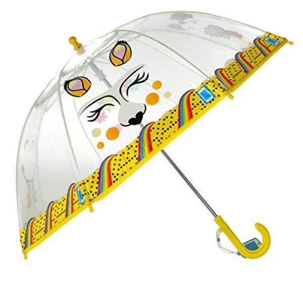 ALMM Toddler Snapchat Faces Clear Umbrella - One Size - intl