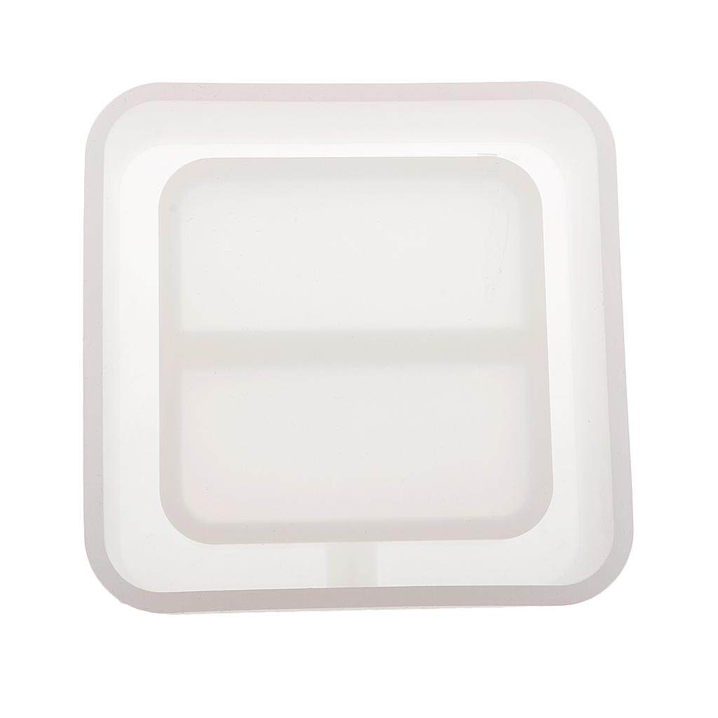 Hình ảnh BolehDeals DIY Square Ashtray Silicone Mold Mould for Resin Casting Jewelry Making Tool - intl