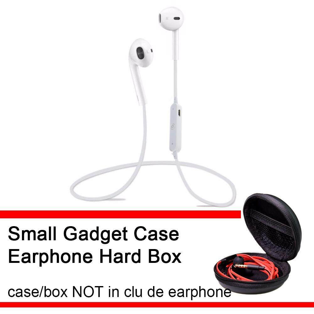 S6 Bluetooth Headset 4.1 Wireless Sport Stereo Headphones Earphone Earbuds With Mic - intl