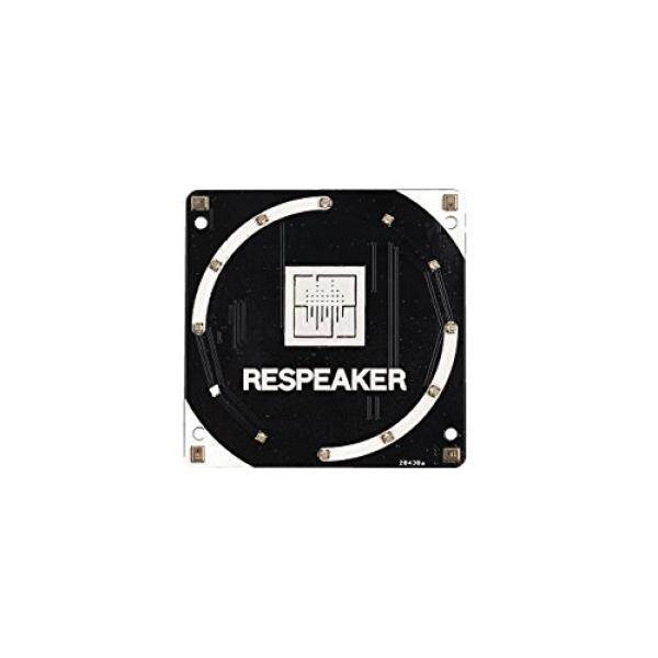 Seeed Studio Respeaker 4-Mic Array untuk Raspberry Pi-Internasional