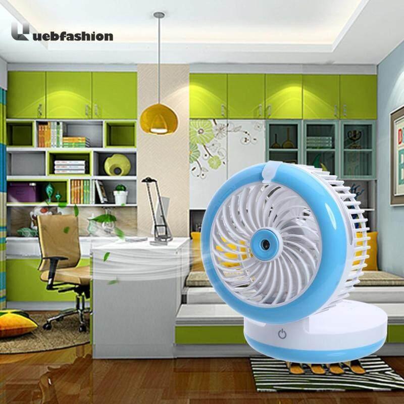 Bảng giá Humidifier USB Mini Cooling Misting Fan Portable Water Spray Mobile Power Fan - intl