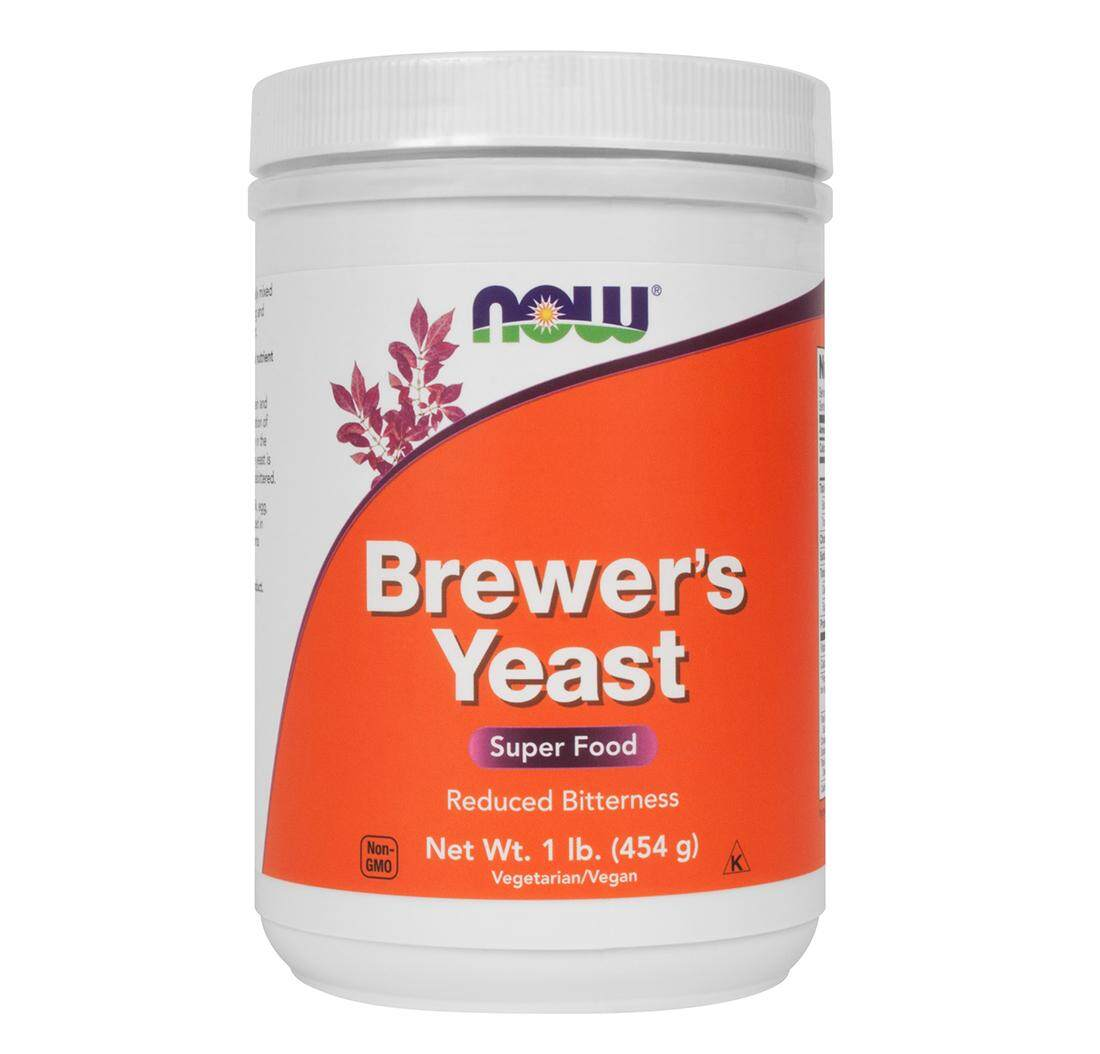 BREWER\'S YEAST (Reduced Bitterness) (1lb) 454g