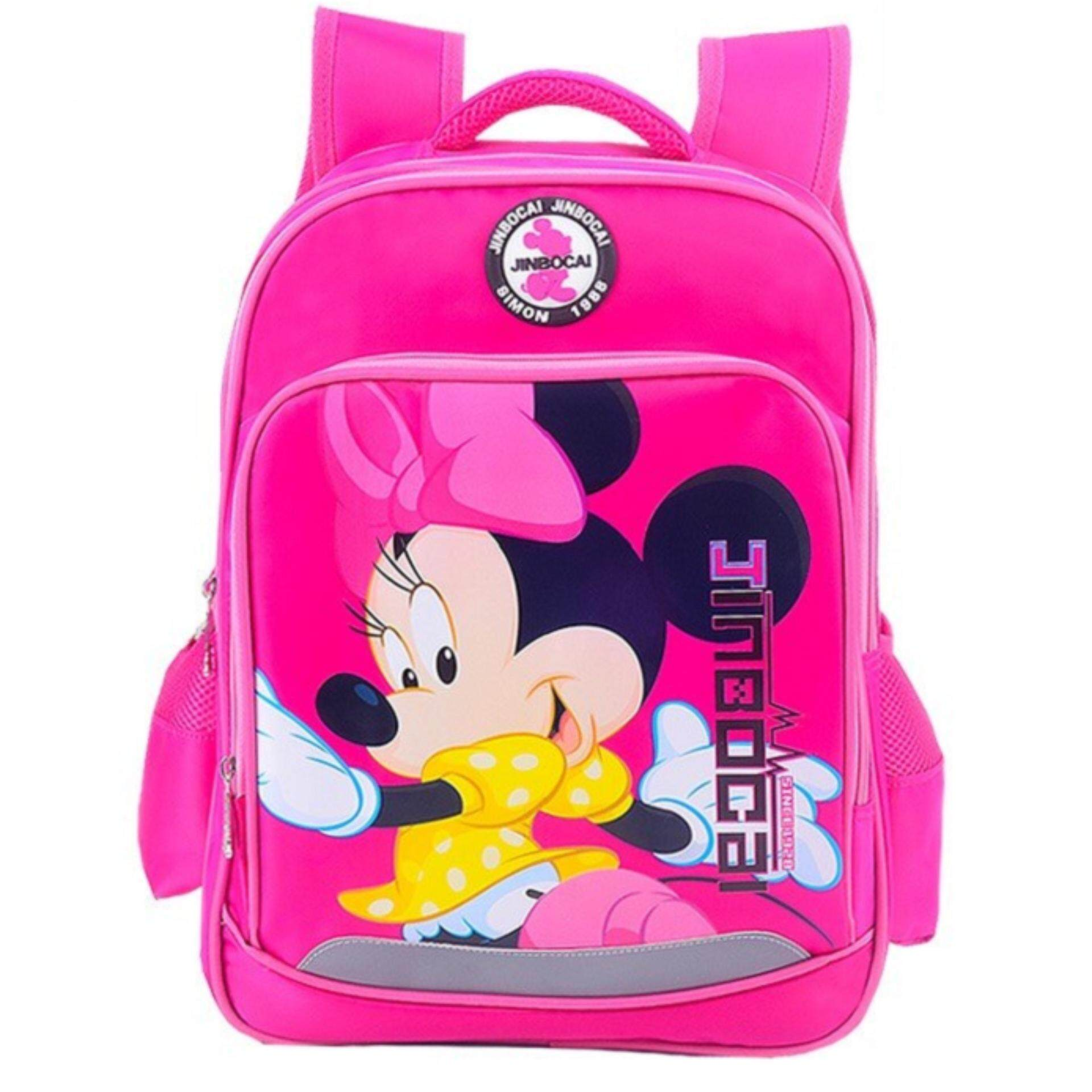 Pink Kids Primary School Bag MYESKB035