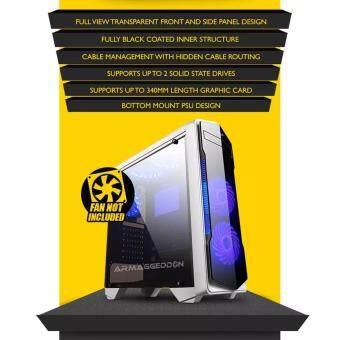 High Gaming AMD A8-6600K 4.2Ghz Turbo Boost (8GB RAM, GTX750ti 2GB DDR5 Graphic)