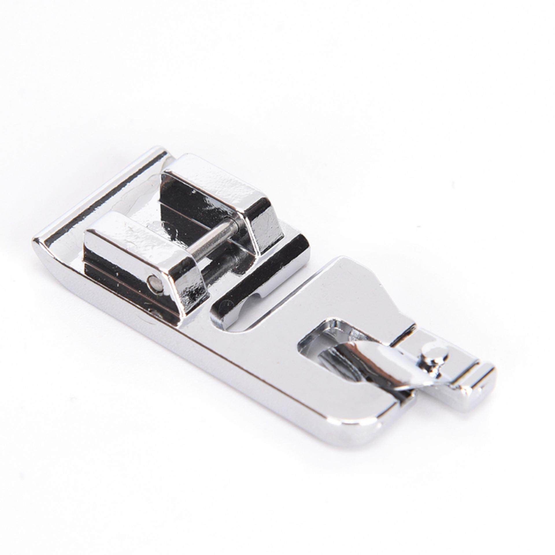 Rolled Hem Curling Presser Foot Feet For Sewing Machine Brother Janome Craft 6mm - intl