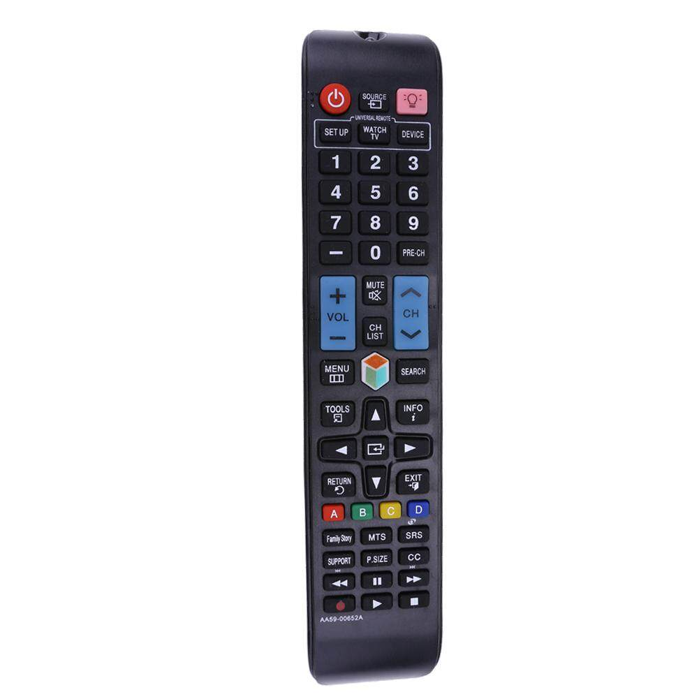 Remote Control Replacement AA59-00652A for Samsung HDTV Smart TV Remote