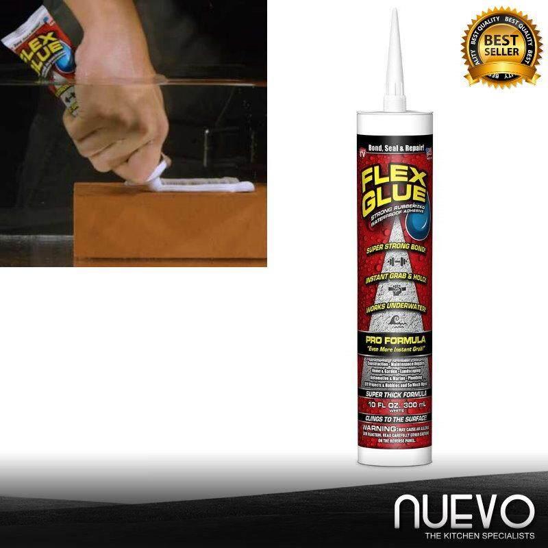 Nuevo 100ml Flex Glue Strong Rubberized Waterproof Adhesive Pro Formula (As Seen On TV)