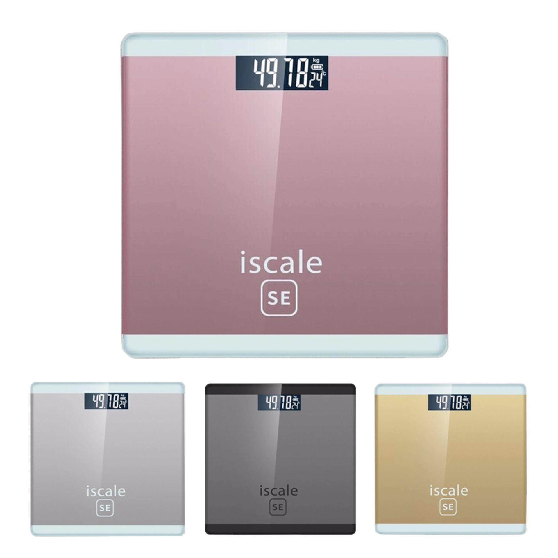 SANYANG Iscale SE Digital Scale High Accuracy Weight Scale - Black - intl