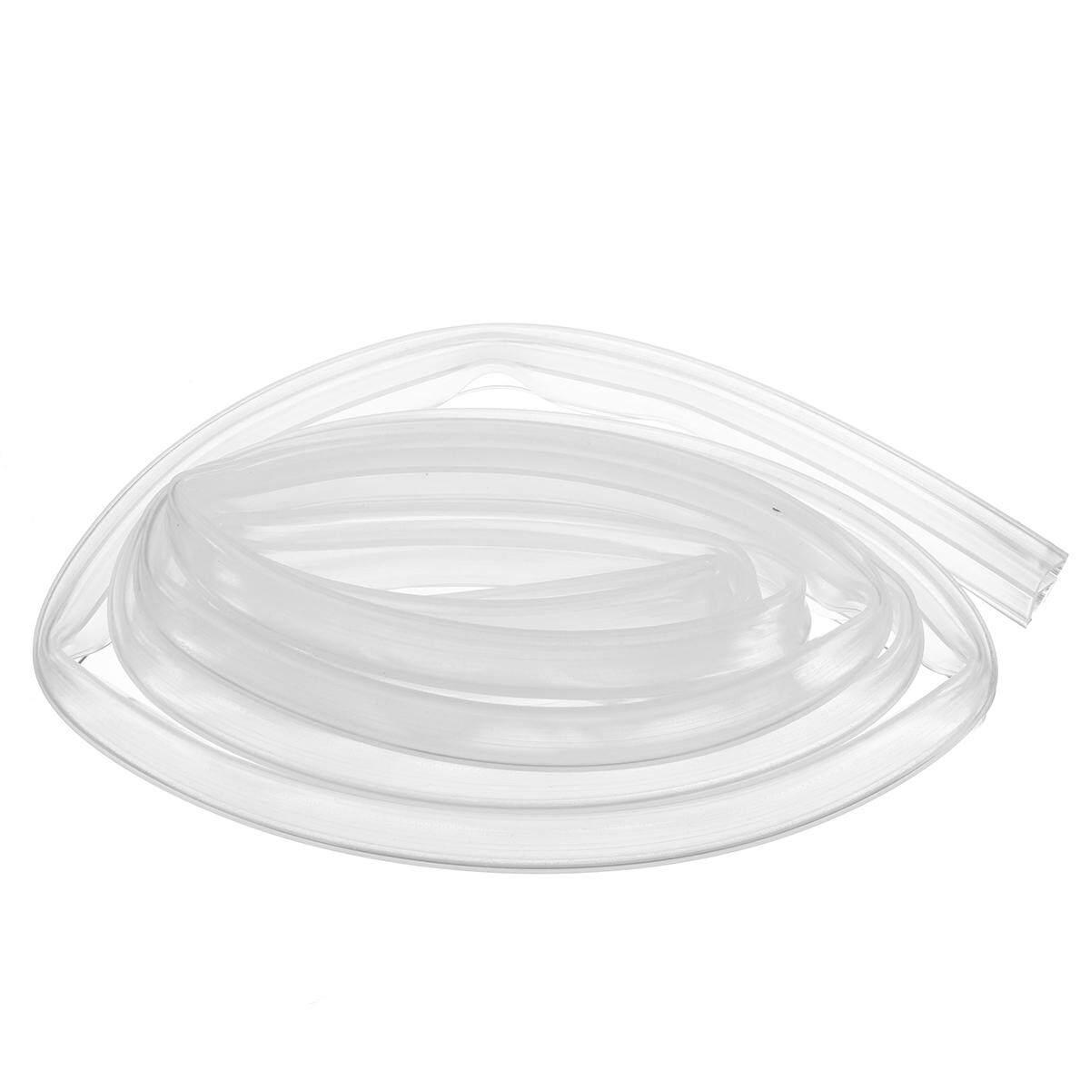 Hình ảnh Shower Screen Door Seal Strip Plastic Rubber Bath Room 8mm - intl