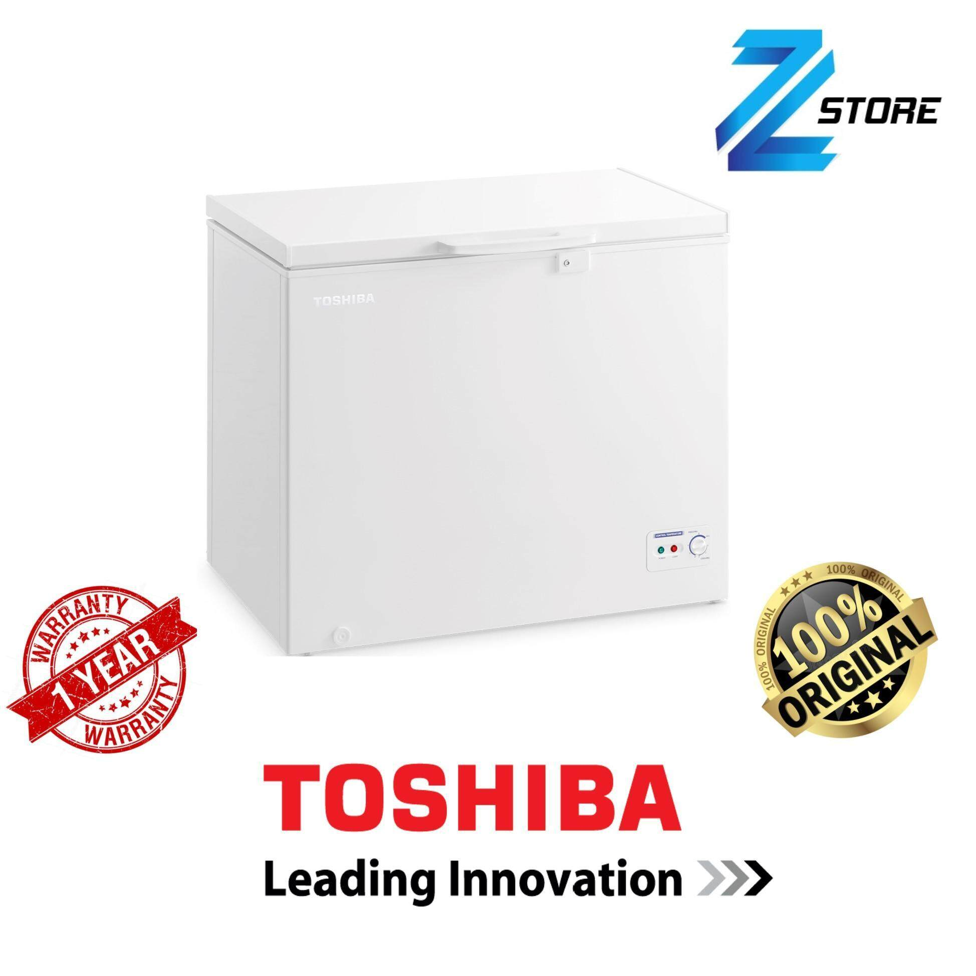 Features Toshiba Cr A295 2 In 1 Chest Freezer Dan Harga Terbaru 100 Box