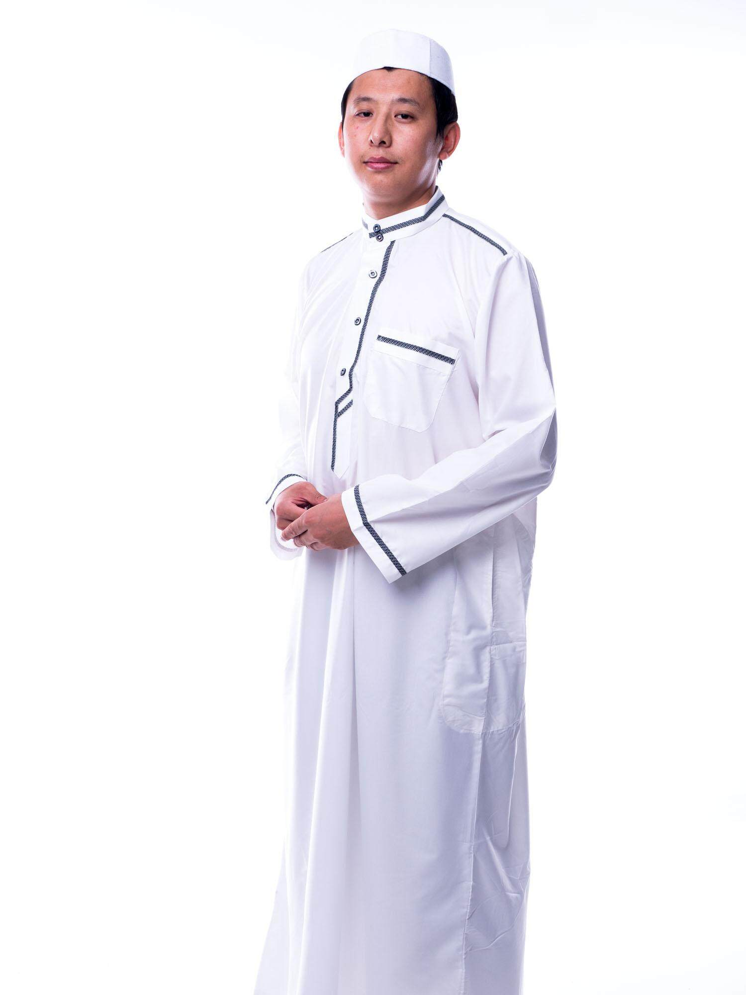 [Borong] JUBAH LELAKI TC39 ML6 - 5 PCS