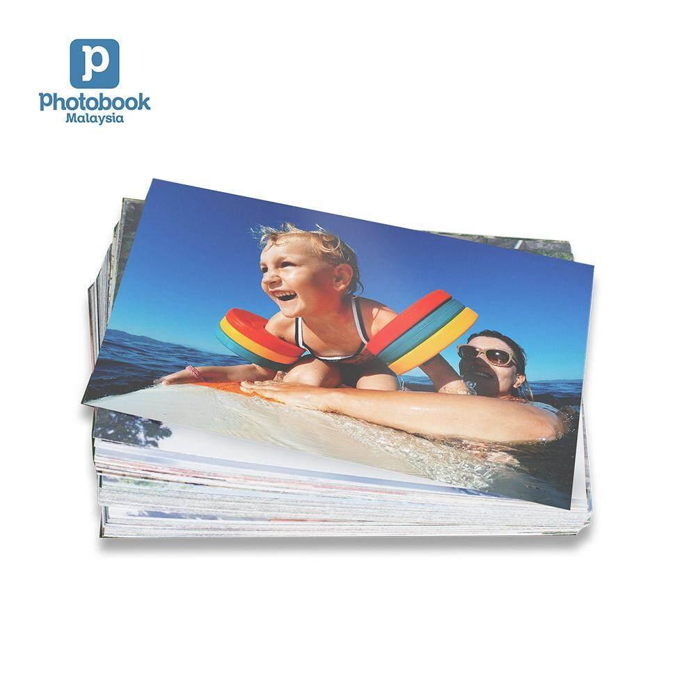 LazChoice [e-Voucher] Photobook Malaysia 4R Photo Prints 100 Pieces