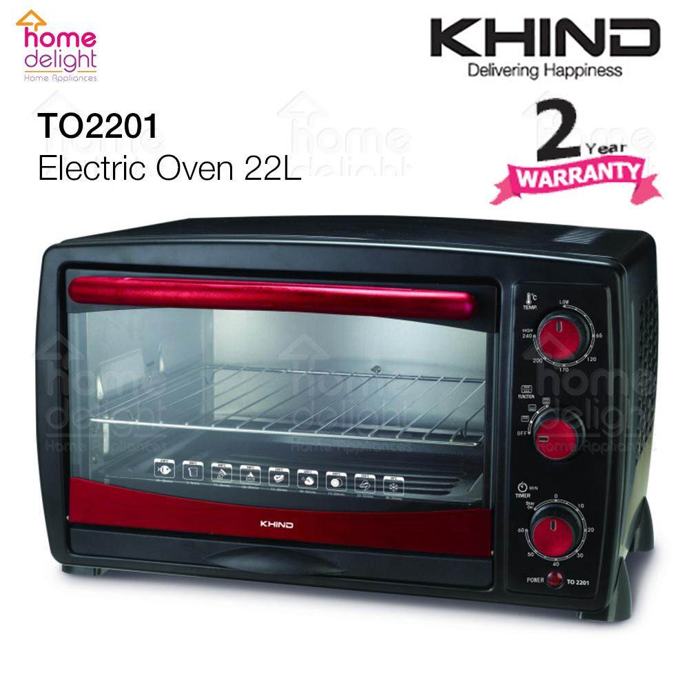 Khind OT2201 / TO2201 Electric Oven 22L