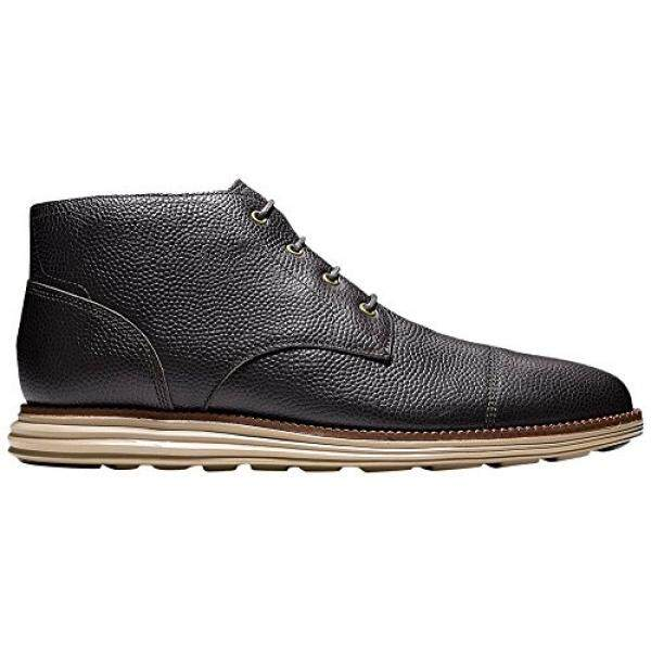 Cole Haan Mens OriginalGrand Chukka 9.5 After Dark