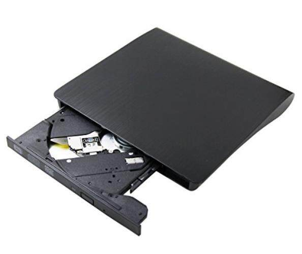 New Super Slim External USB 3.0 DVD Optical Drive for Acer Aspire S3 S5 S7 S 13 Series 371 391 392 392G 393 191 S5-371 371T Ultrabook Laptop 8X DVD-RW RAM DL 24X CD-RW Burner - intl