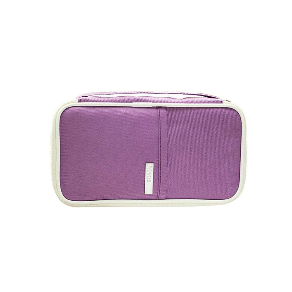 422424887a31e5 Kobwa Travel Wallet Passport Holder, Passport Cover Credit Card Holder,money  Organizer Wallet For