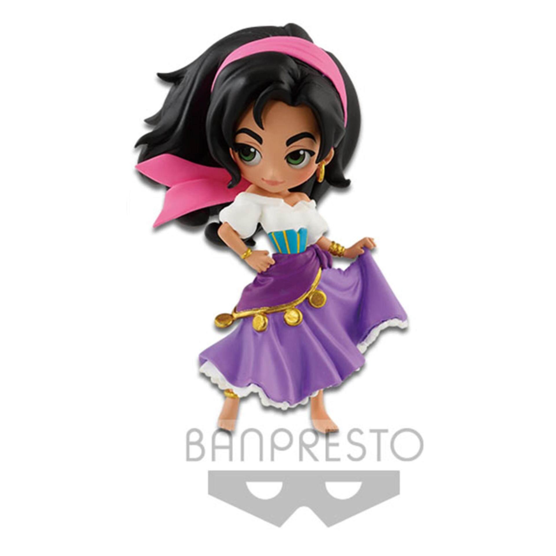Banpresto Q Posket Disney Princess Petit Figure - Esmeralda Toys for boys