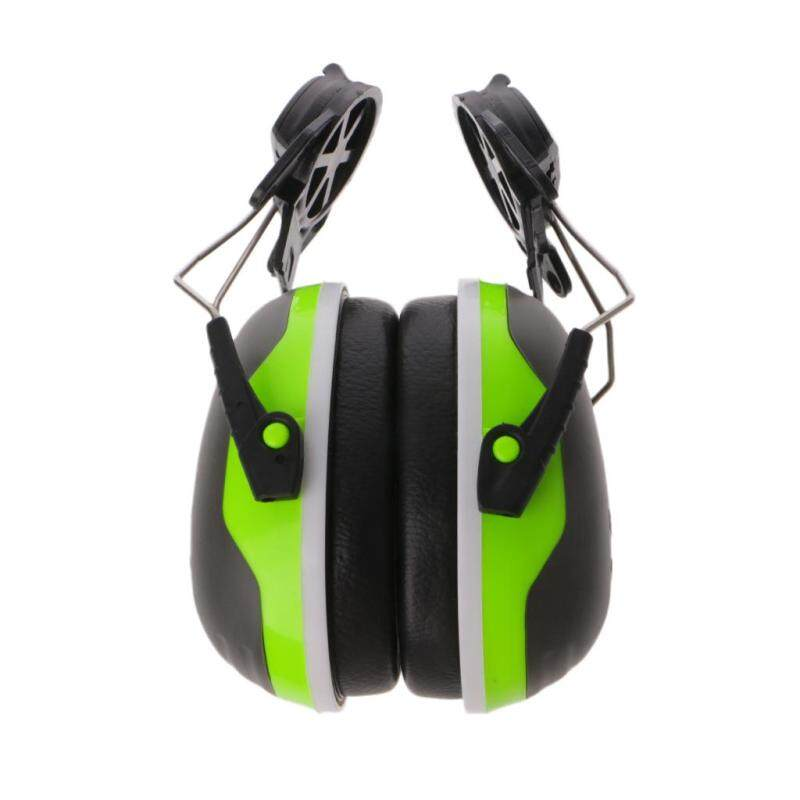 33 dB Safety Ear Defender Ear Muff Hearing Protector Working Helmet Accessories