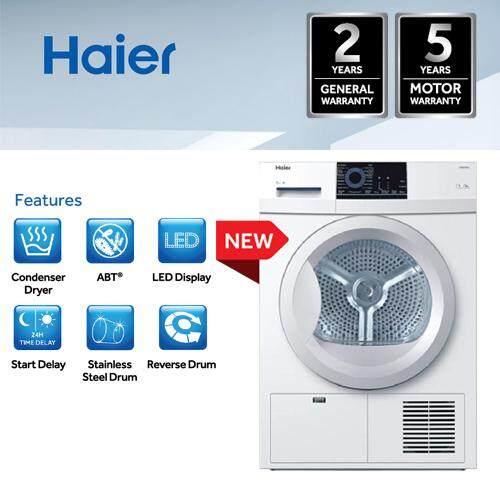 Haier B829 Series 8KG Front Loading Dryer (HD80-B829)