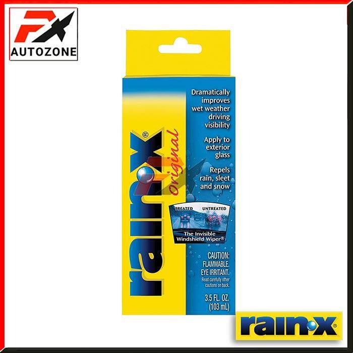 Review Rain X Original 207ml Dan Harga Terkini - So Good Price