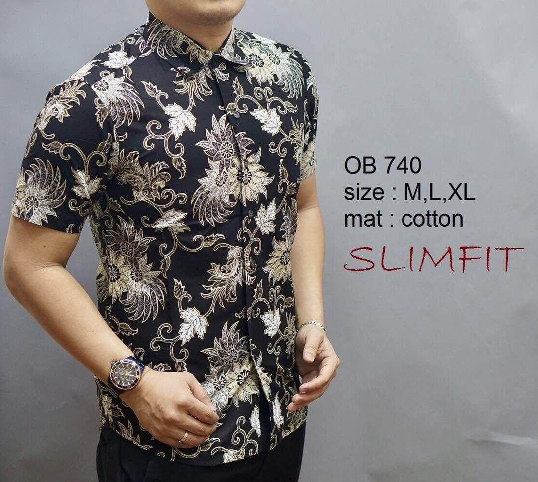 Popular Men s Batik Shirts for the Best Prices in Malaysia 8b3c6685ad