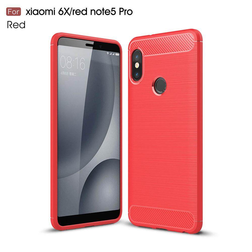 Cek Harga Nubula For Xiaomi Redmi Note 5 Pro Mi Case Hardcase 360 Full Protective Original Phone 6x Carbon Fiber