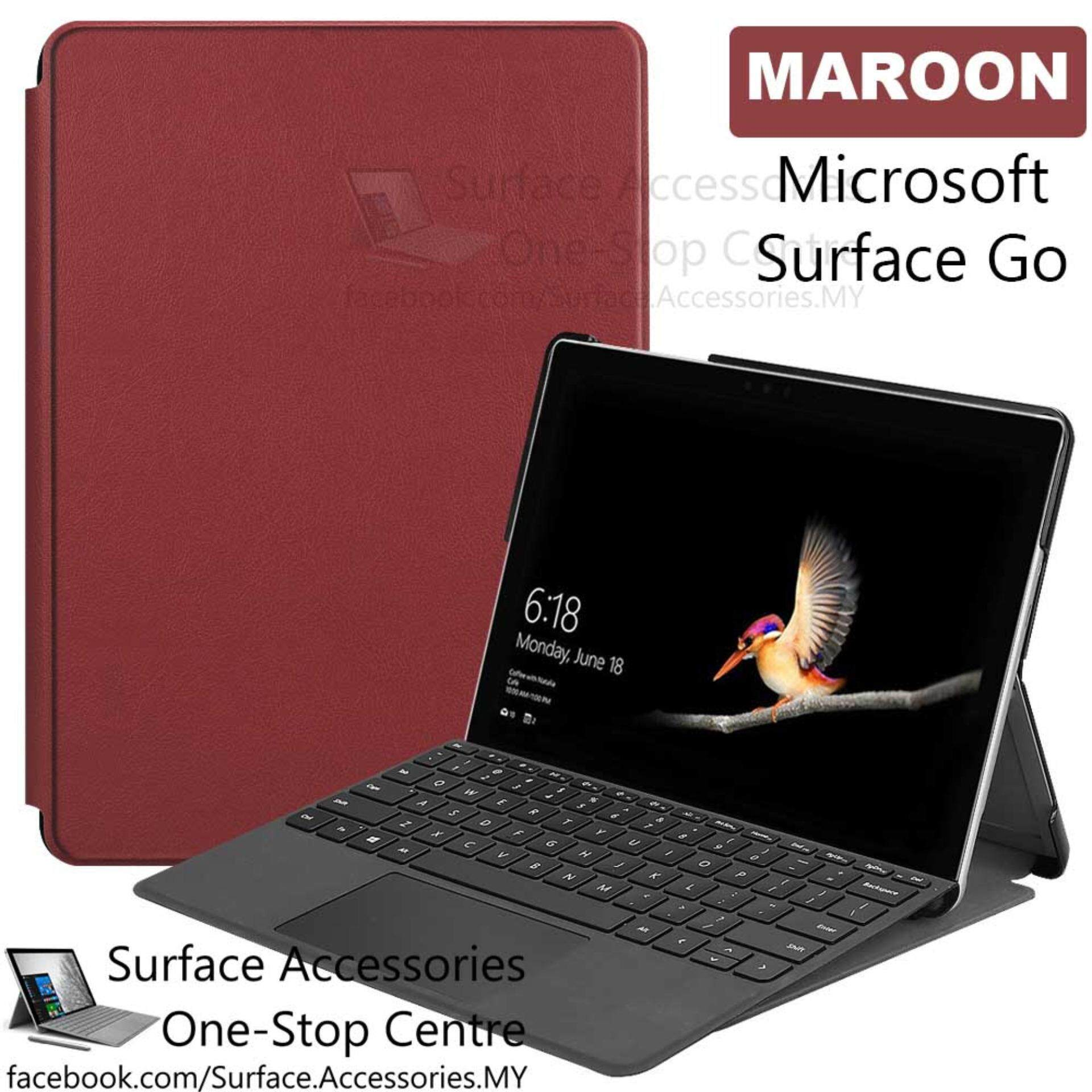 [MALAYSIA]Microsoft Surface Go Casing Surface Go Cover Case Stand Flip Case
