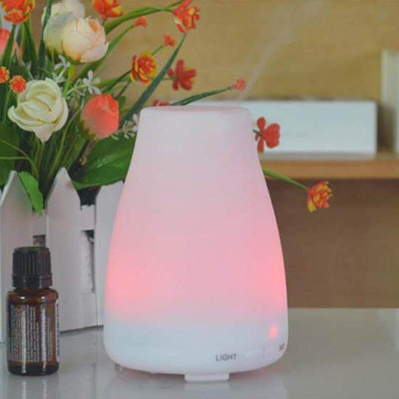 LED Essential Oil Diffuser Ultrasonic Humidifier Air Purifier Aroma Aromatherapy