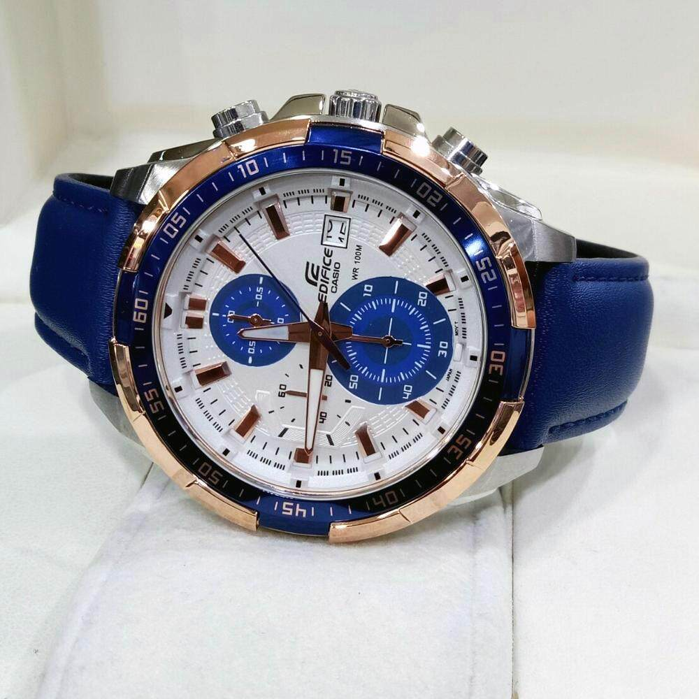 Casio Edifice 539 L Special Promotion Efr 539l 7cv 500 Series Men Watch Specifications