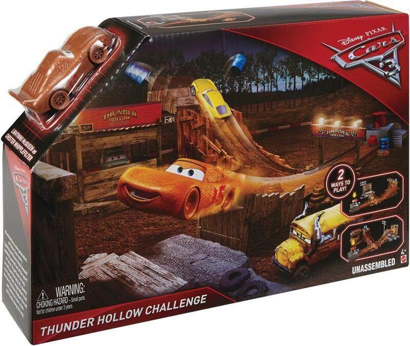 [MATTEL] Disney Cars Story Playset Assortment (3 yrs+) Toys for boys