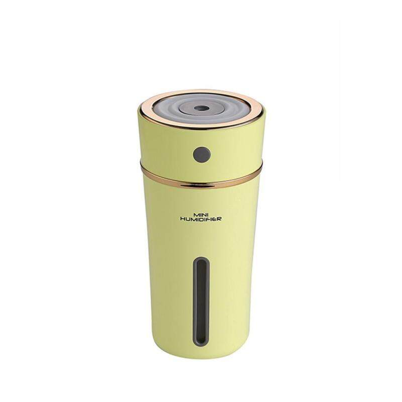 qianying Usb Air Humidifier Steam Sprayer Humidifier Led Night Light Air Purifier Freshener for Car/home/office Singapore