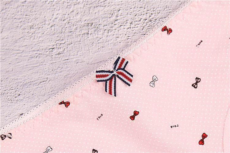 Bolster Store Set of 5 Pieces Women Ladies Underwear Panties Briefs Cotton Low Waist Gift Set with Box