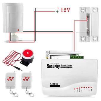 Cheapest Price Berkabel Pir Deteksi Gerak Inframerah Detector Sensor Alarm untuk Keamanan Rumah Sistem Alarm Gsm