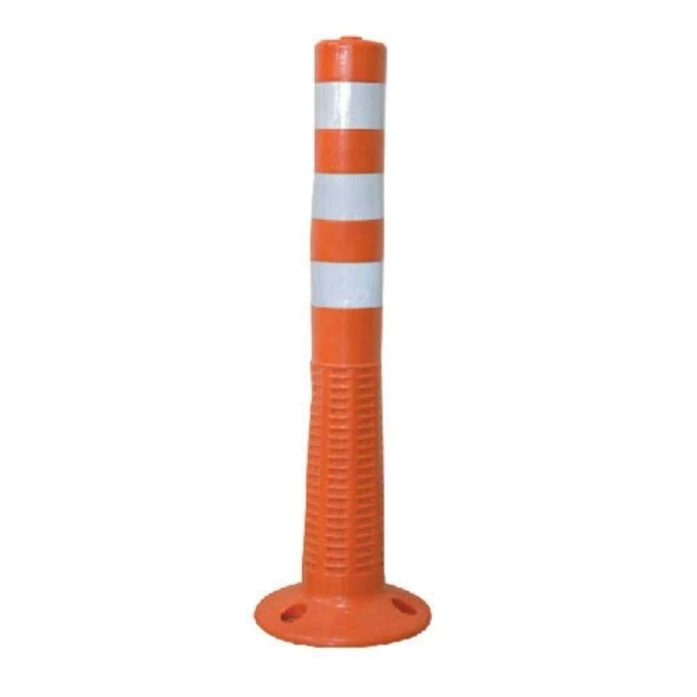 PU Elastic Pole (Heavy Duty) Flexible Traffic Delineator Post Pole Road Safety (Item No:F14-13)