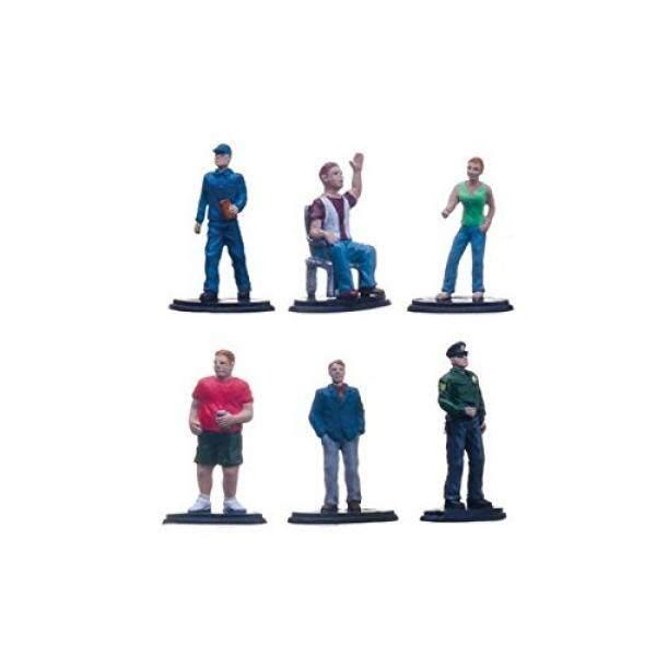 Greenlight 13067 Greenlight Otot Orang Bungkus 6 Piece Set Seri 1 untuk 1-64 Diecast Model-Internas
